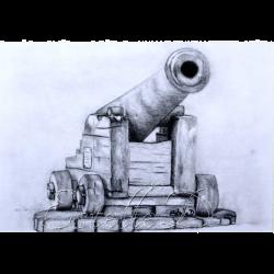 Le canon de Langoëlan